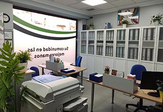 Oficinas Alcalá de Hrs.