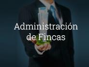 Departamento Administración de fincas MBR Administradores